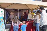 Comienza en Mazarrón la campaña 'reclicla y respira'