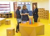 La Comunidad pone a disposición de los empleados públicos un aula de conciliación