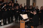 Coral Patnia repasa la polifonía sacra con 'Voces de Pasión', dentro de la Semana Santa pinatarense