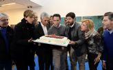 García Egea: 'Estamos orgullosos de poder soplar las velas del 40 aniversario del Tajo-Segura aunque a otros les gustaría tirar la tarta'