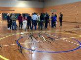 Las Torres de Cotillas acoge un curso de especialista psicología aplicada al tiro con arco
