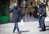 251 sanciones en Cieza por incumplimiento de las instrucciones en Estado de Alarma