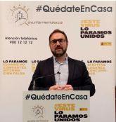 Lorca habilitará las instalaciones del estadio de fútbol 'Francisco Artés Carrasco' como zona de descanso para transportistas y camioneros