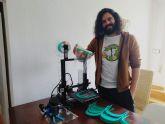 Un exalumno de la UPCT moviliza a la Red para conseguir material para que los makers puedan seguir imprimiendo en 3D