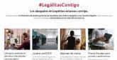 Legálitas habilita un espacio online para dar respuesta a todas las dudas legales relacionadas con el coronavirus