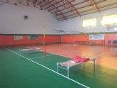 El Ayuntamiento, en colaboración con Cruz Roja, abre un albergue para personas sin hogar en el Polideportivo Mariano Rojas