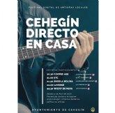 Cehegín lleva la música en directo a los hogares