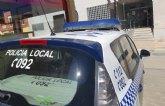 La Policía Local detiene a un individuo por un supuesto delito de violencia de género tras recibir la alerta de una fuerte discusión de una pareja