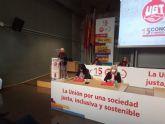 El 15° Congreso Regional de UGT respalda con el 100% de los votos la gestión de la Comisión Ejecutiva que dirige Antonio Jiménez