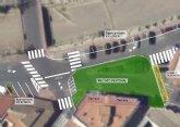La Comisión Municipal de Peatonalización acuerda reordenar el cruce de la zona de la Cruz de los Hortelanos