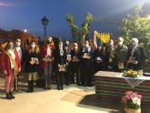 Los concejales del PP asisten al acto de presentación del catálogo de recetas de la Huerta en Puente Tocinos