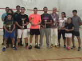 Alberto Pérez e Ingrid Ruiz vencen en el V Open Ciudad de Torrevieja de Squash