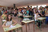El Insituto Rambla de Nogalte organiza la I Olimpiada Matemática