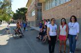 La campaña 'Ponte en su lugar' de la concejalía de Igualdad llega un año más a los colegios