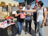 Puerto Lumbreras celebra el Día Mundial sin Tabaco