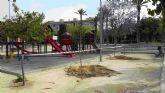 El Ayuntamiento de Molina de Segura y SERCOMOSA llevan a cabo la plantación de nuevo arbolado en zonas verdes del municipio