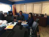 La concejal Guillén insiste ante el Director de Seguridad Ciudadana y Emergencias en renovar parte de la flota de vehículos policiales