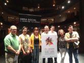 Más de 400 alumnos de 8 centros educativos del municipio participan en el XIX Certamen Escolar de Teatro 'Teatro Guerra'