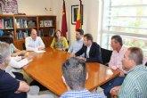 Agricultura inicia los trabajos para mejorar la regulación del melón de Torre Pacheco
