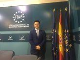 El alcalde de San Javier se incorpora al Consejo Territorial, máximo órgano entre Plenos, de la Federación Española de Municipios y Provincias