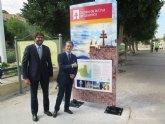 Nueva señalización en el 'Camino de Levante' a su paso por Murcia