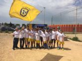 A.D. Barrio Peral, E.F. Aljorra, Cartagena F.C. y Alumbres campeones de Liga de prebenjamines, benjamines, alevines e infantiles