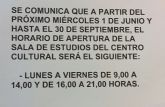 PSOE y JJSS Lorca denuncian nuevo recorte en el horario de apertura de las salas de estudio