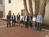 La Comunidad muestra a una delegación libia de ingenieros expertos en gestión del agua las buenas prácticas en la Región de Murcia
