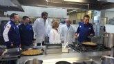 Turismo apuesta por la formación para consolidar la Región como destino gastronómico  de referencia
