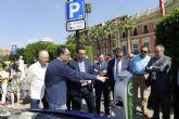 La Glorieta, nuevo punto de recarga para vehículos eléctricos público y gratuito