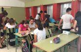 La Fundación Secretariado Gitano realiza talleres en el Instituto Rambla de Nogalte para eliminar los estereotipos sobre la comunidad gitana