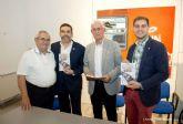 Jose Manuel Solloso presento su libro Relojes de torre