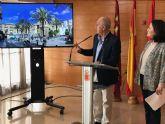La Concejalía de Fomento prepara 15 actuaciones singulares en la Plaza de Santa Eulalia para mejorar la percepción de este espacio histórico