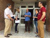 Los concejales de Educación y Obras visitan los centros educativos para conocer sus necesidades
