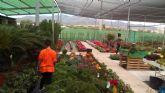 Jóvenes del proyecto Labor 2.0: Garantía Juvenil realizan prácticas de jardinería