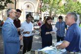 Institutos de la Región clausuran en Caravaca el programa de concienciación ambiental 'Escuelas en Red'