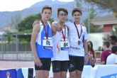 36 medallas para el Club Atletismo Alhama en la final regional benjam�n, alev�n e infantil