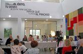 El Vivero de Empresas Culturales y Creativas de Puerto Lumbreras acoge a cinco emprendedores