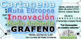 La Asociación Grafeno ofrece una charlas sobre innovación, medio ambiente y grafeno