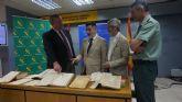 Bienes Culturales participa en la entrega de documentos históricos recuperados por la Guardia Civil