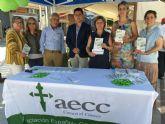 La AECC San Javier invita a los vecinos a dejar de fumar en el Día Mundial sin Tabaco