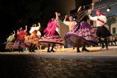 Grupos de Murcia y Almería se dan cita en el XIII Festival de folclore Villa de San Pedro