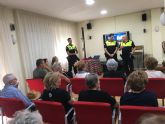 La Policía Local impartirá charlas a los usuarios de los Centros de Mayores