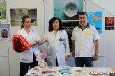 El Centro de Salud Totana Sur desarrolla una campaña de concienciación para abandonar el consumo de tabaco