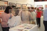 Una exposición repasa los 40 años de democracia local y citas electorales en San Pedro del Pinatar