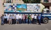El Ayuntamiento de Totana colabora con el proyecto 'Camioner@s solidarios contra el cáncer. Ruedas movidas por la solidaridad'