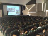 Día de aprendizaje sobre nutrición y deporte en el colegio Carmelitas