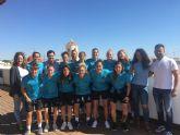 El AIS Playas de San Javier viaja a Portugal para participar en el Women's Euro Winners Cup