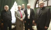 Visita la UCAM el arzobispo de Santiago de Cuba, país en el que la Universidad desarrolla labor social y formativa