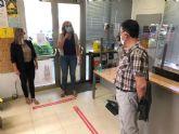La Red Municipal de Bibliotecas de Murcia ultima los preparativos para la reanudación del servicio presencial